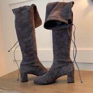Stuart Weitzman Hinterland Over-the-Knee boots 7